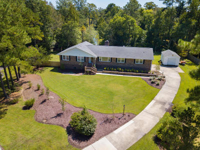 Havelock Single Family Home For Sale: 214 Riverside Drive