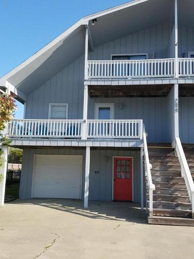 Holden Beach Condo/Townhouse For Sale: 284 Brunswick Avenue W #A