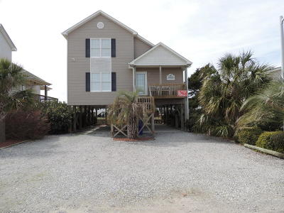 Ocean Isle Beach NC Single Family Home For Sale: $479,900