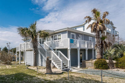 Holden Beach Single Family Home For Sale: 105 Durham Street