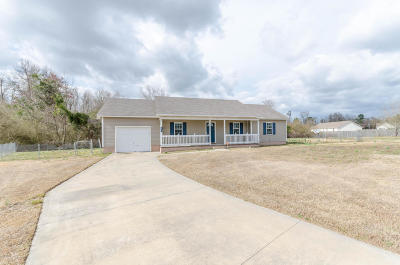 richlands Single Family Home For Sale: 308 Rolling Meadow Court