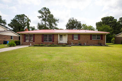 Jacksonville Single Family Home For Sale: 810 Oakwood Avenue