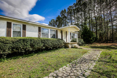 jacksonville Manufactured Home For Sale: 1253 E Davis Road