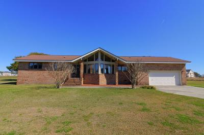 Morehead City Single Family Home For Sale: 1512 Oglesby Road