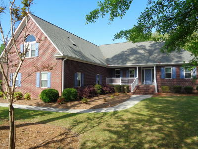 New Bern NC Single Family Home For Sale: $369,900