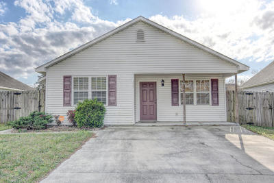 Onslow County Single Family Home For Sale: 129 Sanders Street