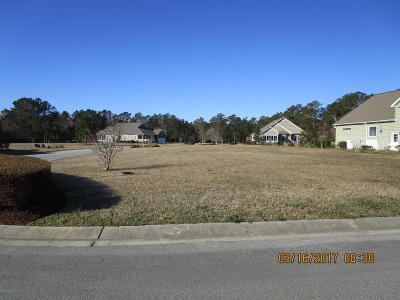 Calabash NC Residential Lots & Land For Sale: $24,900