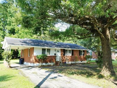 Jacksonville Single Family Home For Sale: 113 Cole Drive