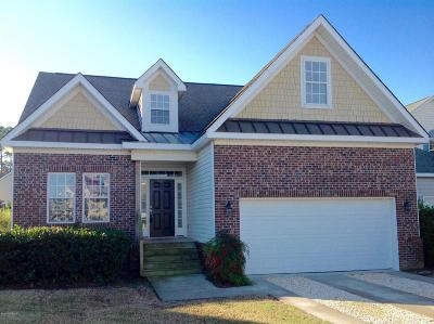 Southport Single Family Home For Sale: 4185 Vanessa Drive SE