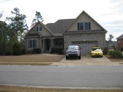 Leland Single Family Home For Sale: 2218 Talmage Drive