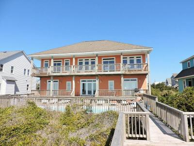 Emerald Isle NC Single Family Home For Sale: $1,879,000