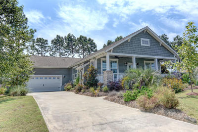 Holly Ridge Single Family Home For Sale: 200 Holly Pond Drive