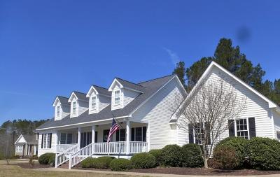 Greenville NC Single Family Home Sold: $265,500
