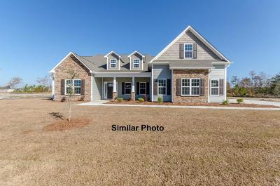 Sneads Ferry Single Family Home For Sale: 532 Saratoga Road