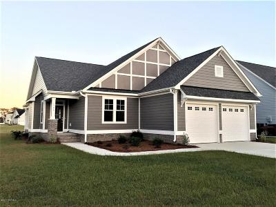 Morehead City Single Family Home For Sale: 1726 Olde Farm Road