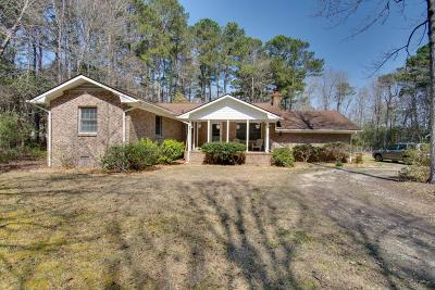 Swansboro Single Family Home For Sale: 196 Steep Hill Drive