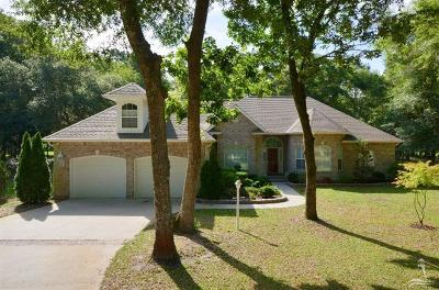 Supply Single Family Home For Sale: 279 Golfview Court SW