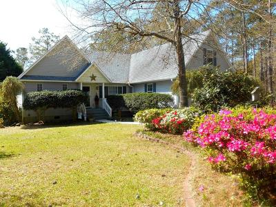 Southport Single Family Home For Sale: 6467 Walden Pond Lane