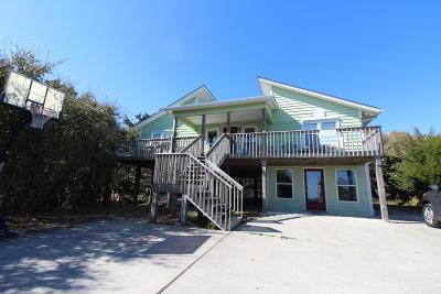 Emerald Isle Single Family Home For Sale: 9320 Ocean Drive
