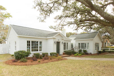 Beaufort Single Family Home For Sale: 2109 Front Street