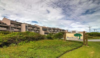 Pine Knoll Shores Condo/Townhouse For Sale: 331 Salter Path Road #205
