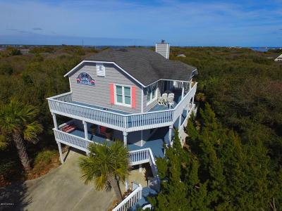 Emerald Isle Single Family Home For Sale: 106 Azure