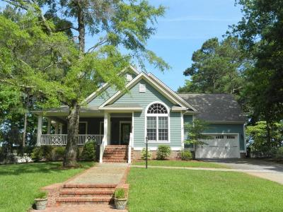 Calabash Single Family Home For Sale: 9308 S River Terrace SW