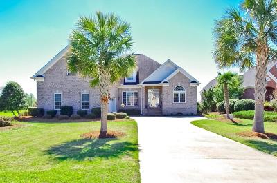 Ocean Isle Beach Single Family Home For Sale: 6953 Cambria Court SW