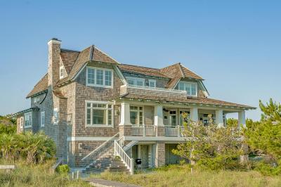 Bald Head Island Single Family Home For Sale: 4 Dunedin Court