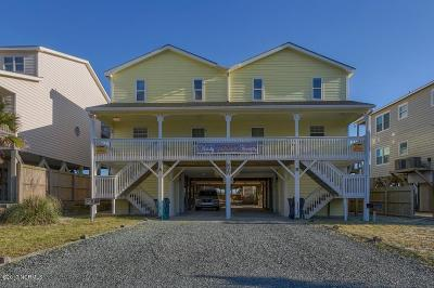 Holden Beach Condo/Townhouse For Sale: 875 Ocean Boulevard W