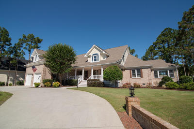 Southport Single Family Home For Sale: 3046 Irwin Drive SE