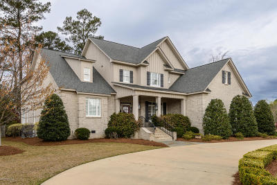 Greenville Single Family Home For Sale: 828 Chesapeake Place