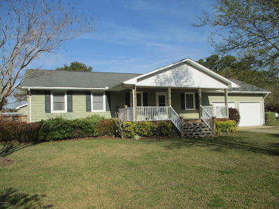 Beaufort Single Family Home For Sale: 106 Canvas Back Road
