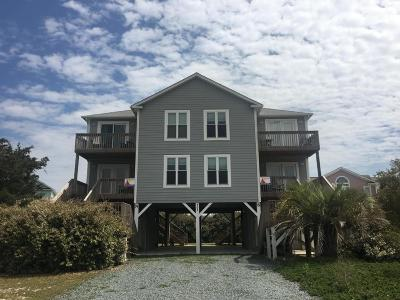 Holden Beach Condo/Townhouse For Sale: 108 Skimmer Court #A &