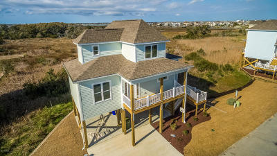 Atlantic Beach Single Family Home For Sale: 118 Salt Marsh Way