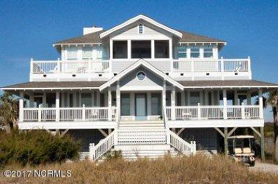 Bald Head Island Single Family Home For Sale: 329 S Bald Head Wynd Wynd