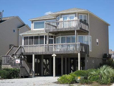 Ocean Isle Beach Single Family Home For Sale: 130 W First Street