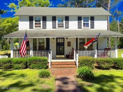 Davis Single Family Home For Sale: 757 Hwy 70