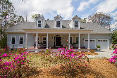 Olde Point, Olde Point Villas Single Family Home For Sale: 102 Mill Dam Road