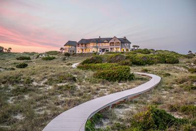 Bald Head Island NC Single Family Home For Sale: $11,990,000