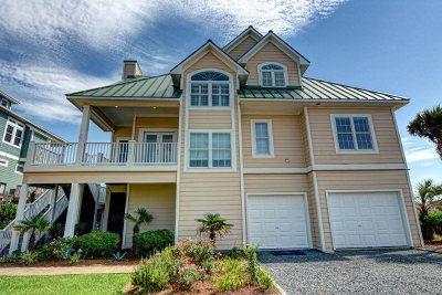 Onslow County Single Family Home For Sale: 752 New River Inlet Road