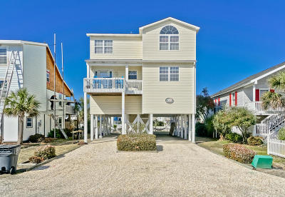 Ocean Isle Beach Single Family Home For Sale: 33 Union Street