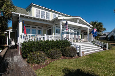 Morehead City Single Family Home For Sale: 145 Camp Morehead Drive