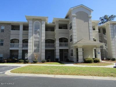 Sunset Beach Condo/Townhouse Active Contingent: 908 Resort Circle #602