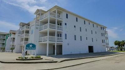 Carolina Beach, Kure Beach Condo/Townhouse For Sale: 119 Florida Avenue #3c