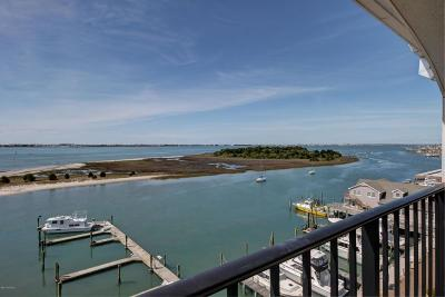 Morehead City Condo/Townhouse For Sale: 311 Arendell Street #602