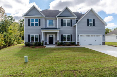 Onslow County Single Family Home For Sale: 317 Catamaran Road