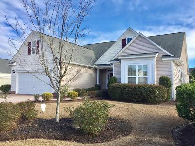 Calabash Single Family Home For Sale: 1001 Meadowlands Trail