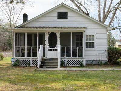 Bolivia Single Family Home For Sale: 2749 Hewett Road SE