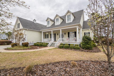 Southport Single Family Home For Sale: 2915 Legends Drive